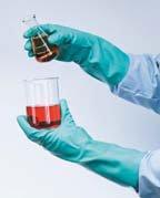 Перчатки лабораторные химикостойкие производство Германия, США, Польша, Украина