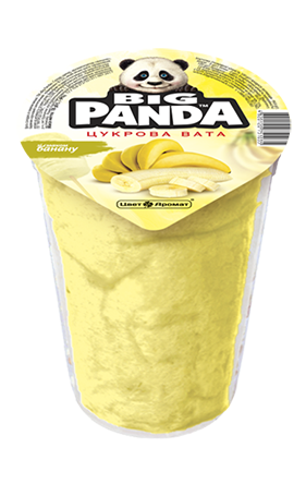 Buy Cotton candy with banana flavor, 16 g
