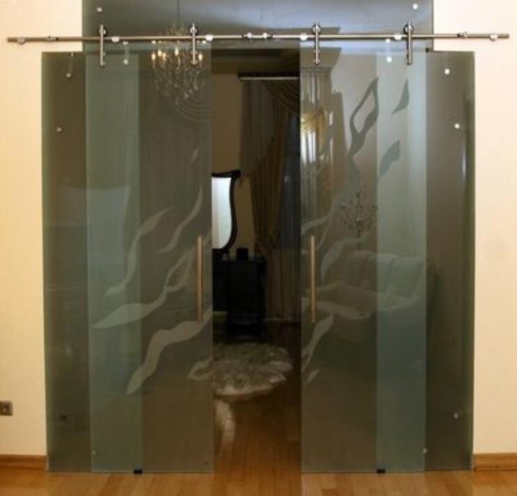 Купить Механизмы для раздвижных стеклянных дверей   Sokolglass