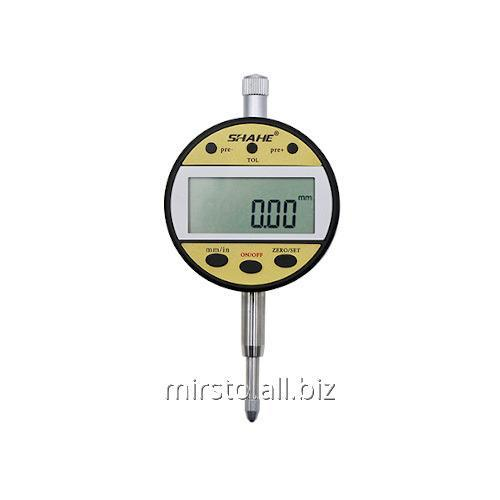 Купить Цифровой индикатор часового типа (0-25,4 мм) PROTESTER 5307-25