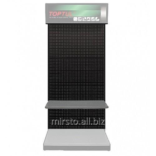 Купить Стенд выставочный, часть1 (панель, 920х450х2100мм, цвет черный) TOPTUL TDAD2192