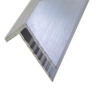 Профиль алюминиевый F-образный 3мм (без покрытия)