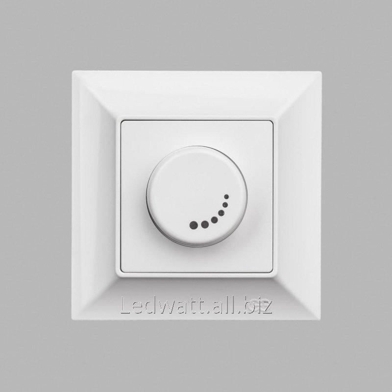 Купить Neoline светорегулятор 1000Вт белый