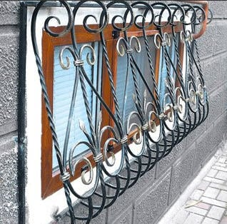 декоративные решетки на заказ