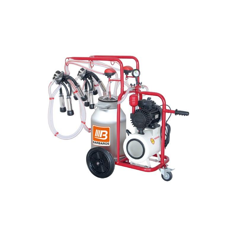Купить Доильный аппарат для коров УДА-2-40ЛА с ресивером, Турция