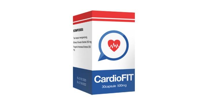Капсулы от гипертонии CardioFit (КардиоФит)