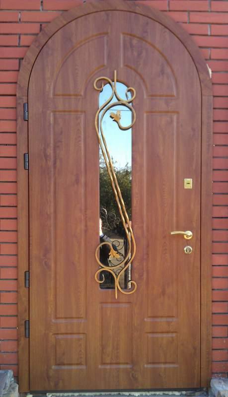 Арка на входную дверь