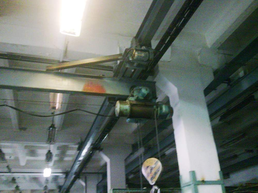 Buy Second-hand crane beam suspended