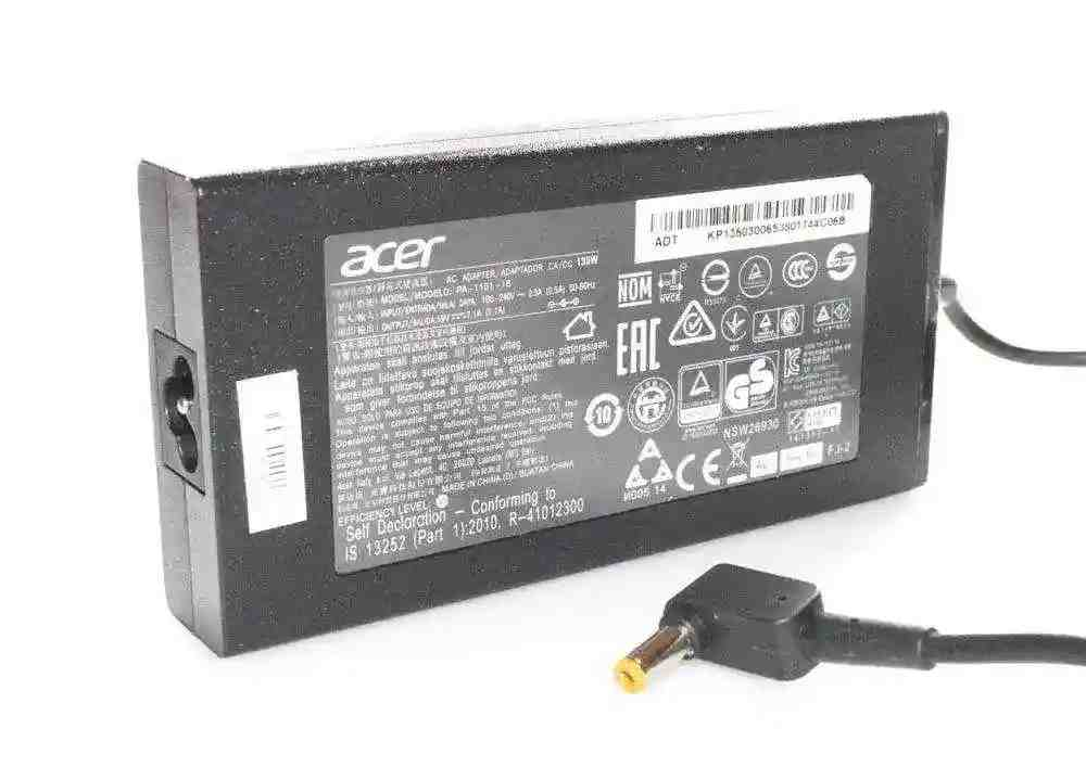 Блок питания Aspire V15 Nitro Acer 135W 7.1A 19V 5.5/2.5 Оригинал