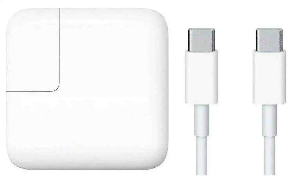 Блок питания Apple MR2A2LL/A 14.5V 2.05A 29W type-C Оригинал