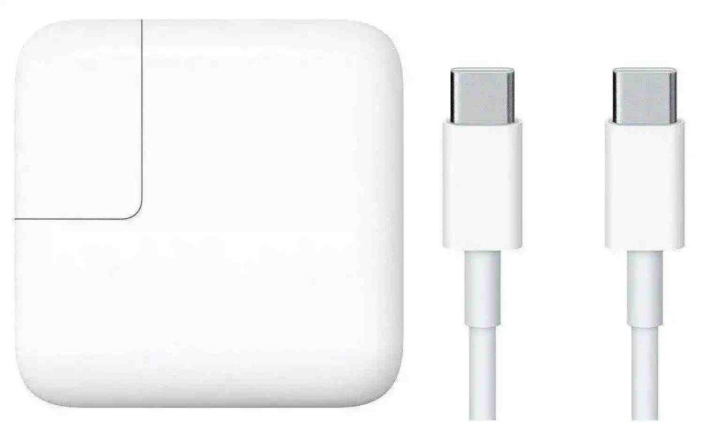 Блок питания для ноутбука Apple A1540 MJ262LL/A 14.5V 2.05A 29W (type-c) Оригинал