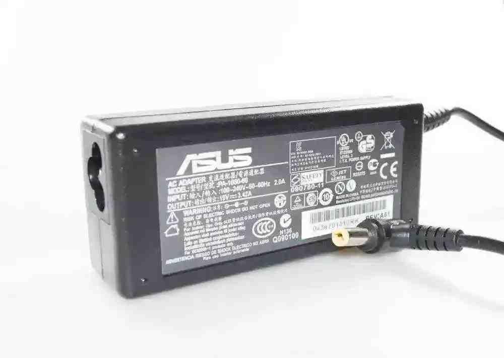 Блок питания Asus W5Fe19V 3.42A 65W 5.5/2.5 Копия