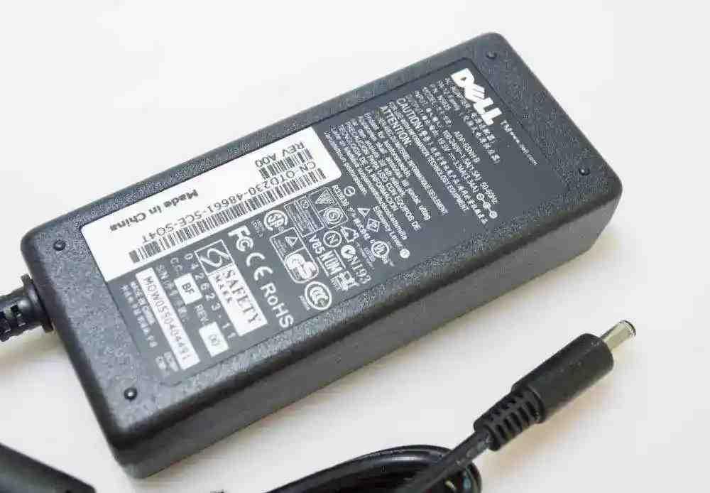Блок питания DELL XPS 11 19.5V 3.34A 65W (4.5*3.0 с иглой) Копия