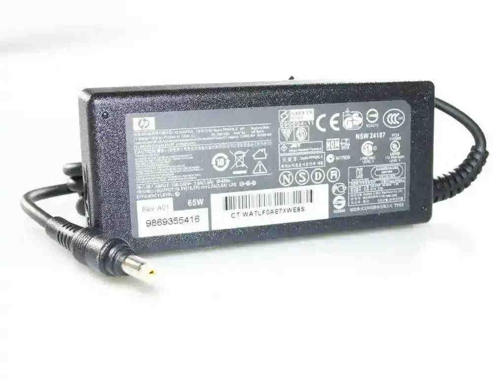 Блок питания HP Compaq 550 6520s 18.5V 3.5A 65W (4.8*1.7) Оригинал