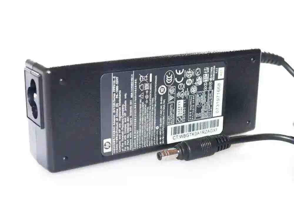 Блок питания HP Compaq 6820s 19V 4.74A 90W (4.75+4.2)*1.6 Bullet Tip Копия