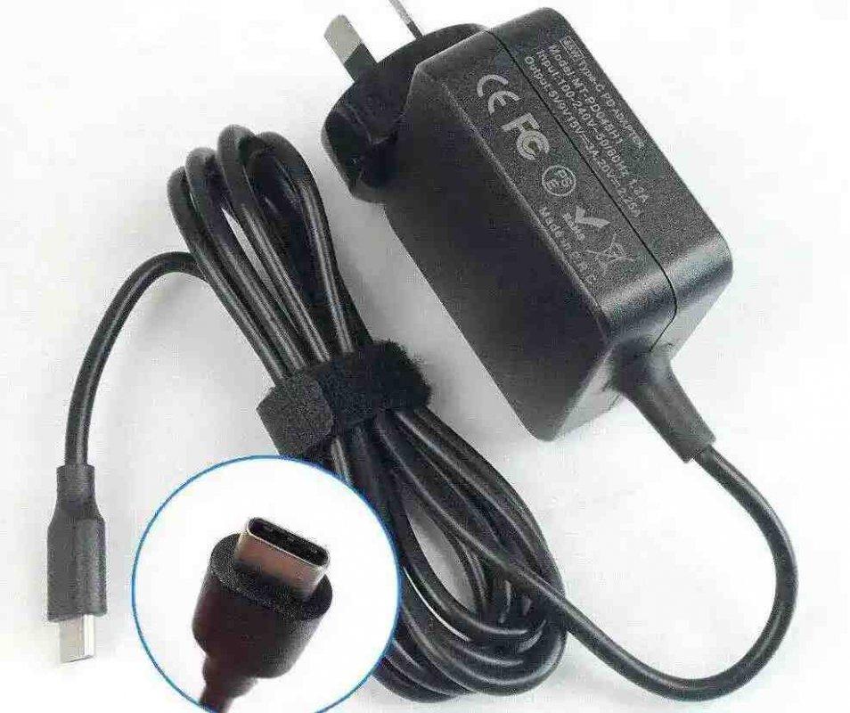 Блок питания HP MT-PD045H1 20V 2.25A 45W type-C Оригинал
