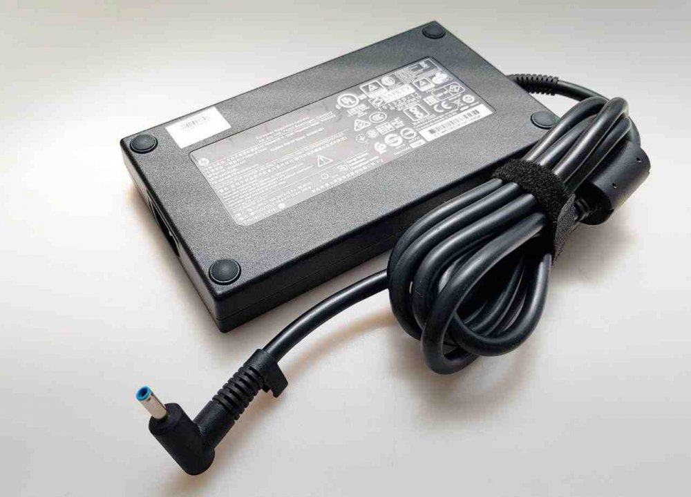 Блок питания HP TPN-DA10 19.5V 10.3А 200W 4.5/3.0 с иглой Оригинал