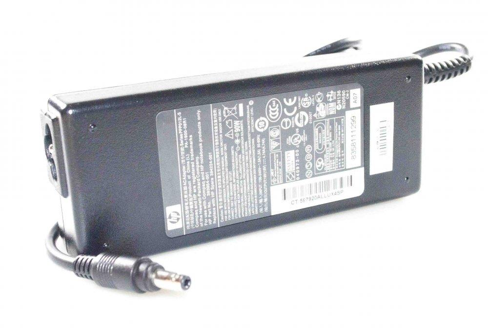 Блок питания для ноутбука HP Compaq 6835s 19V 4.74A 90W (bullet) Оригинал