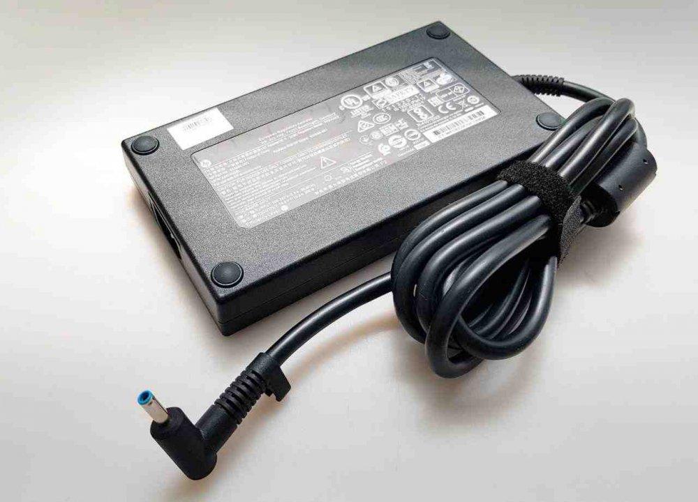 Блок питания для ноутбука HP OMEN 15-dc1003tx 19.5V 10.3A 200W 4.5*3.0 с иглой Оригинал