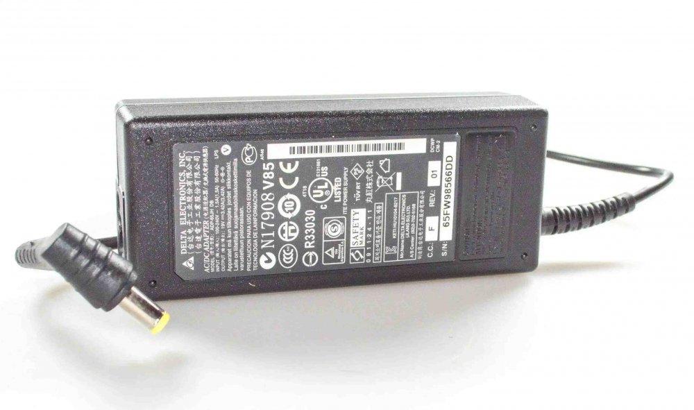 Блок питания lenovo G550 Y550 19V 3.42A 65W (5.5*2.5) Оригинал
