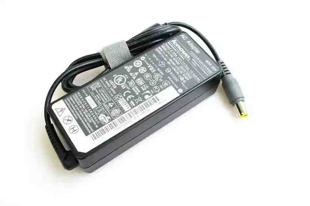 Купить Блок питания для ноутбука IBM / Lenovo ThinkPad T60 20V 4.5A 90W (7.9*5.5 с иглой) Копия
