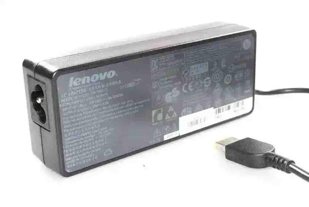 Блок питания для ноутбука Lenovo Flex 14 20v 4.5a 90w (square) Оригинал