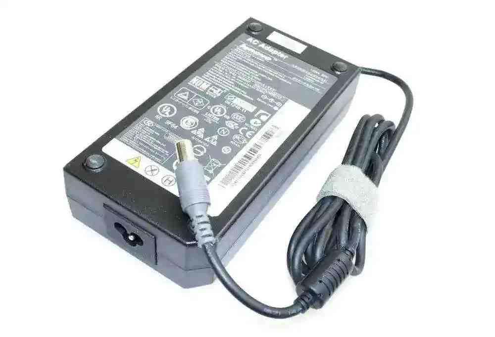 Блок питания для ноутбука Lenovo ThinkPad W520 20V 8.5A 170W (7.9*5.5 с иглой) Оригинал