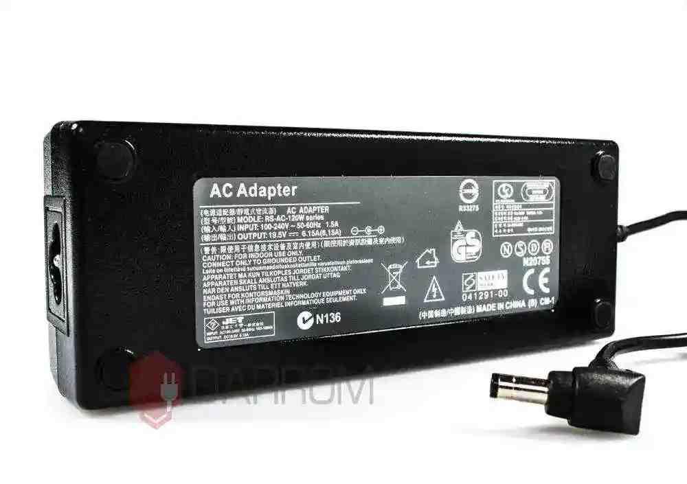 Зарядное устройство для ноутбука Lenovo PA-1121-04LX 19.5V 6.15A 120W (5.5*2.5) Копия
