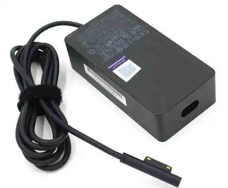 Блок питания Microsoft 1798 15V 6.33A 102W thin black tip Оригинал