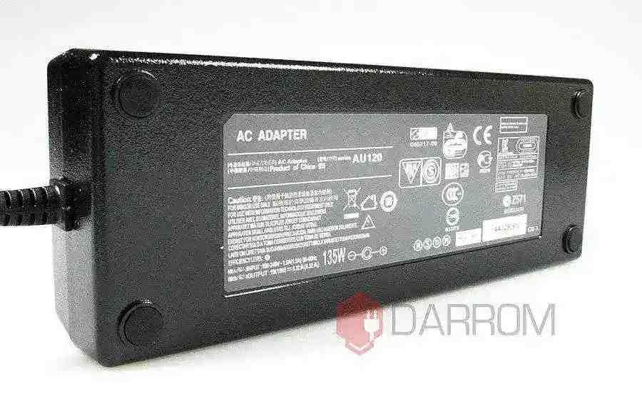 Блок питания для ноутбука MSI GT660-003US GX640-260US 19V 6.3A 120W (5.5*2.5) Копия