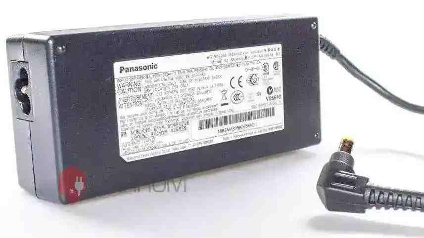 Блок питания Panasonic CF-AA5803A M2 15.6V 8A 120W (5.5*2.5) Оригинал