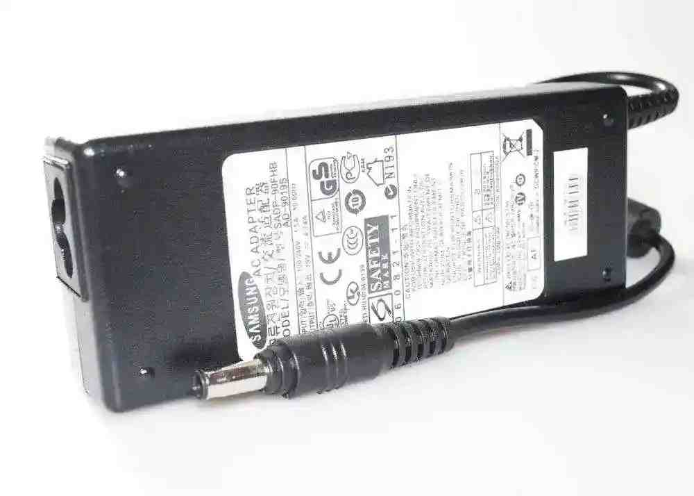 Блок питания Samsung NP-R522-AS04 19V 4.74A 90W 5.5/3.0 конус Копия