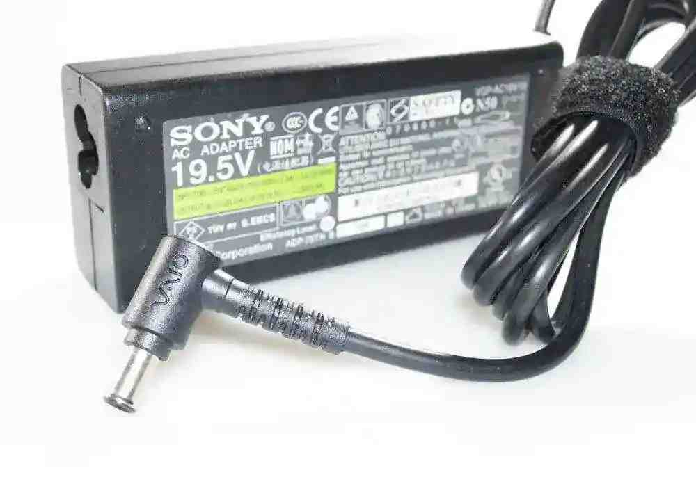 Блок питания Sony Vaio VGP-AC19V33 76W 3.9A 19.5V 6.0/4.4 с иглой Оригинал