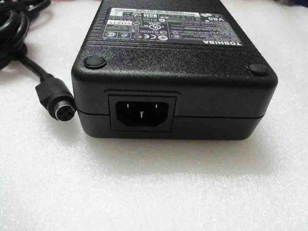 Купить Зарядное устройство для ноутбука Toshiba PA3673E-1AC3 19V 12.2A 230W (4 pin) Оригинал