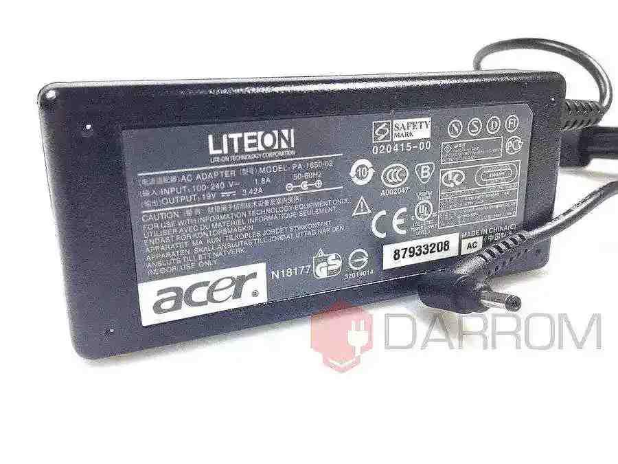 Блок питания Acer Aspire S7 19V 3.42A 65W (3.0*1.0) Копия