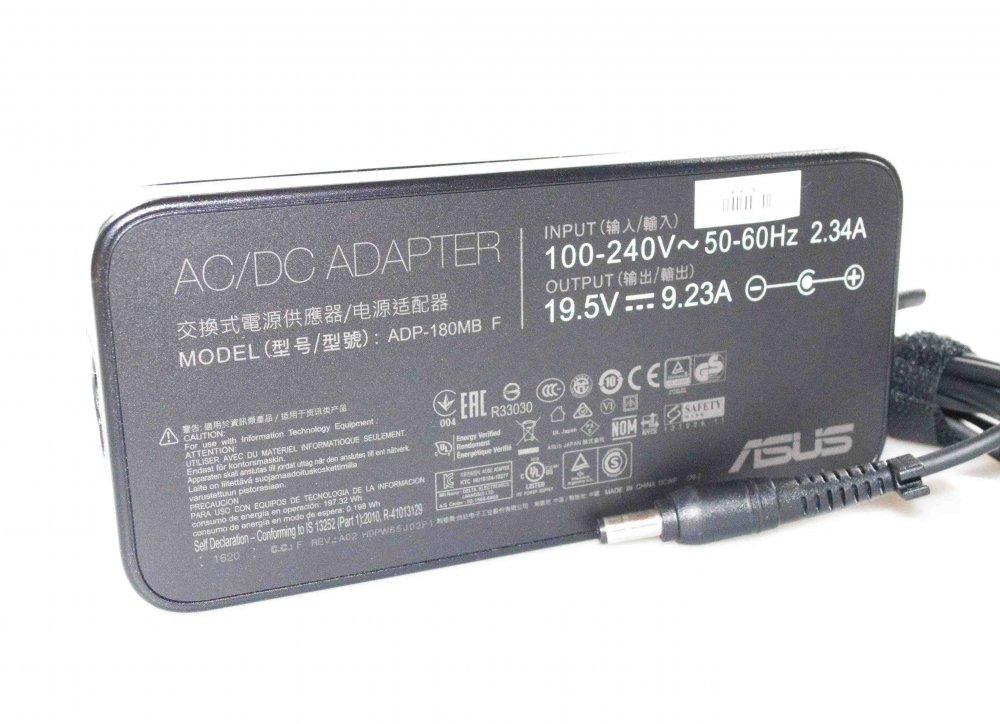 Блок питания Asus Zephyrus G GA502 19.5V 9.23A 180W 5.5/2.5 Оригинал