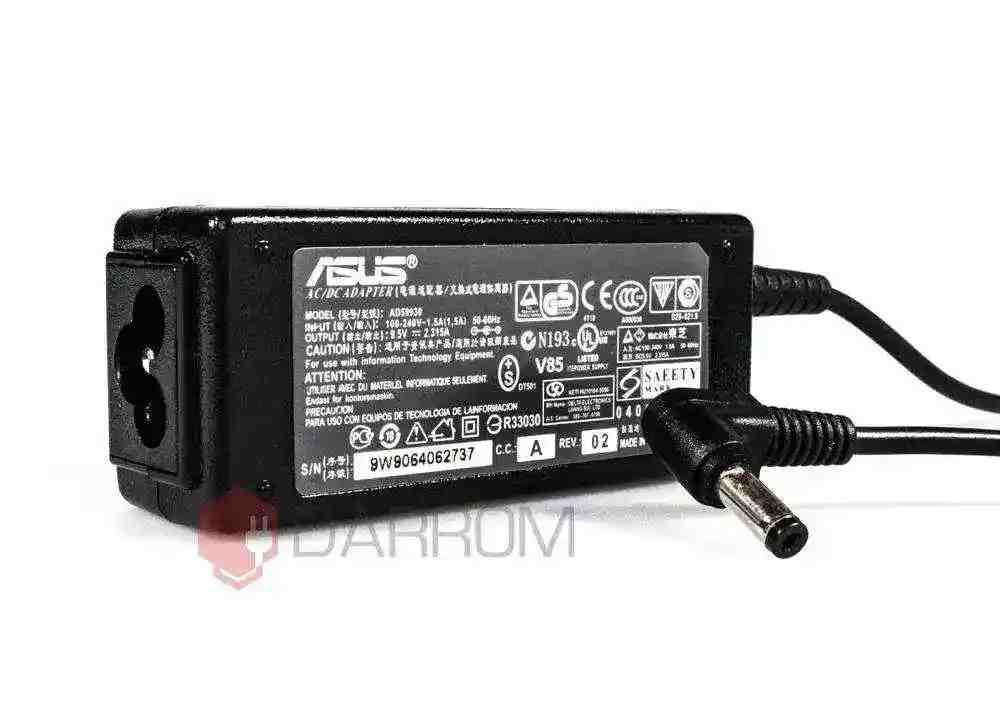 Блок питания для нетбука ASUS Eee PC AD59930 EXA0702EG 9.5V 2.5A 24W (4.8*1.7) Копия