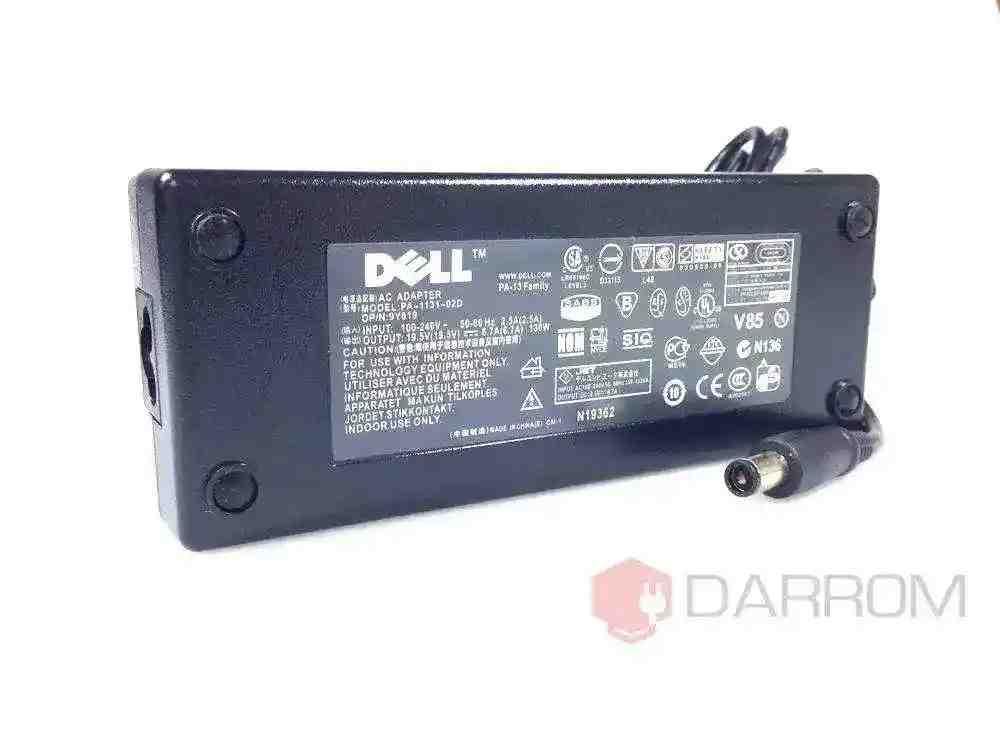 Блок питания для ноутбука Dell 310-4180 19.5V 6.7A 130W (7.4*5.0 с иглой) PA-13 Копия