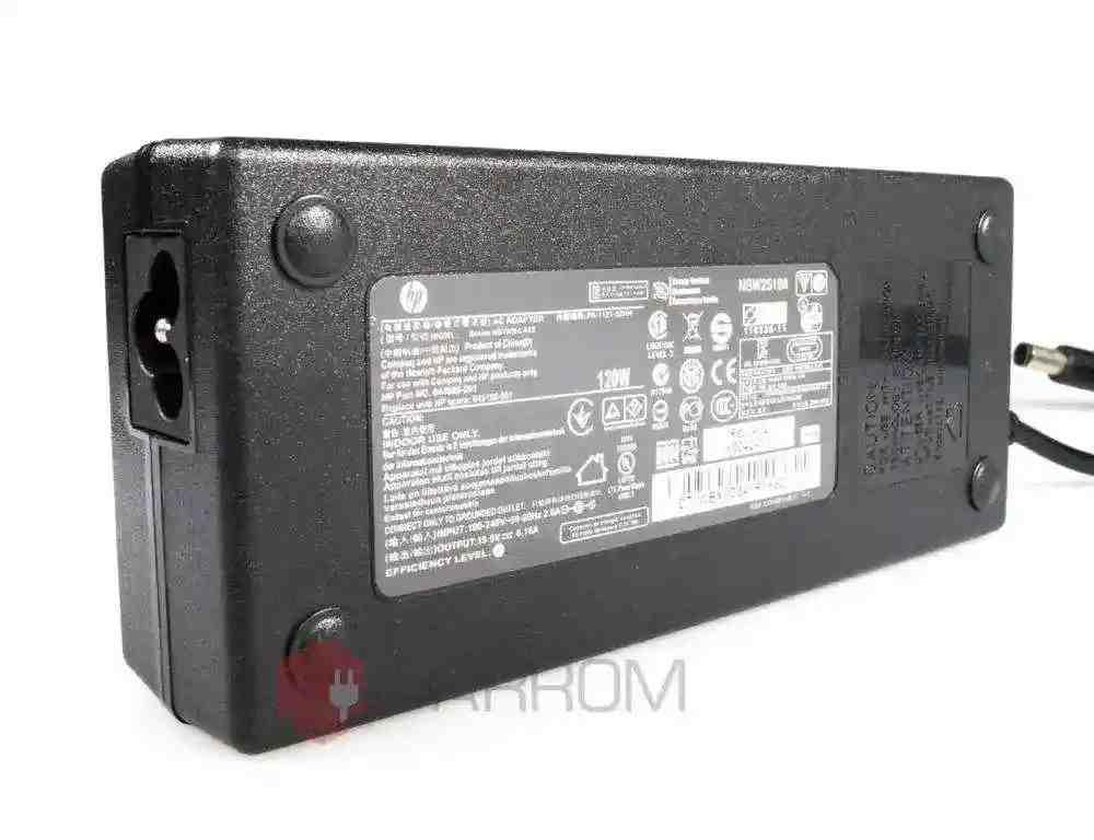 Блок питания HP HSTNN-CA25 19.5V 6.15A 120W 7.4/5.0 с иглой Копия