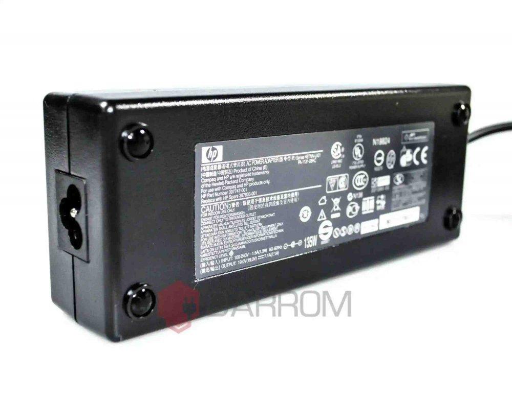 Блок питания для ноутбука HP 19V 7.1A 135W PA-1131-08H (5.5*2.5) Копия