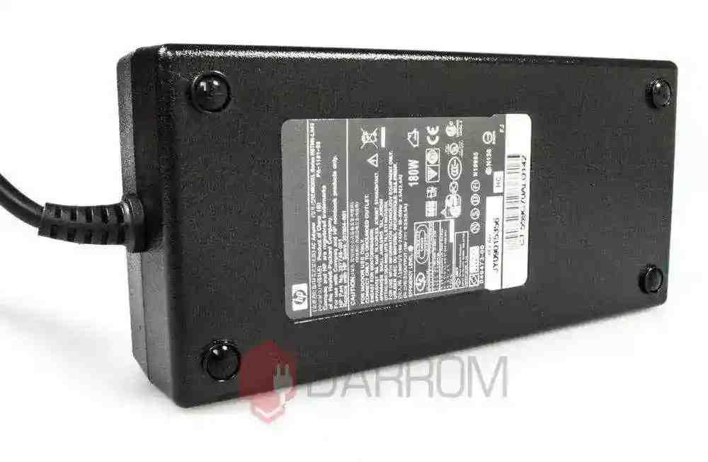 Блок питания для ноутбука HP HSTNN-LA03 19.5V 9.5A 180W (7.4*5.0 с иглой) Копия