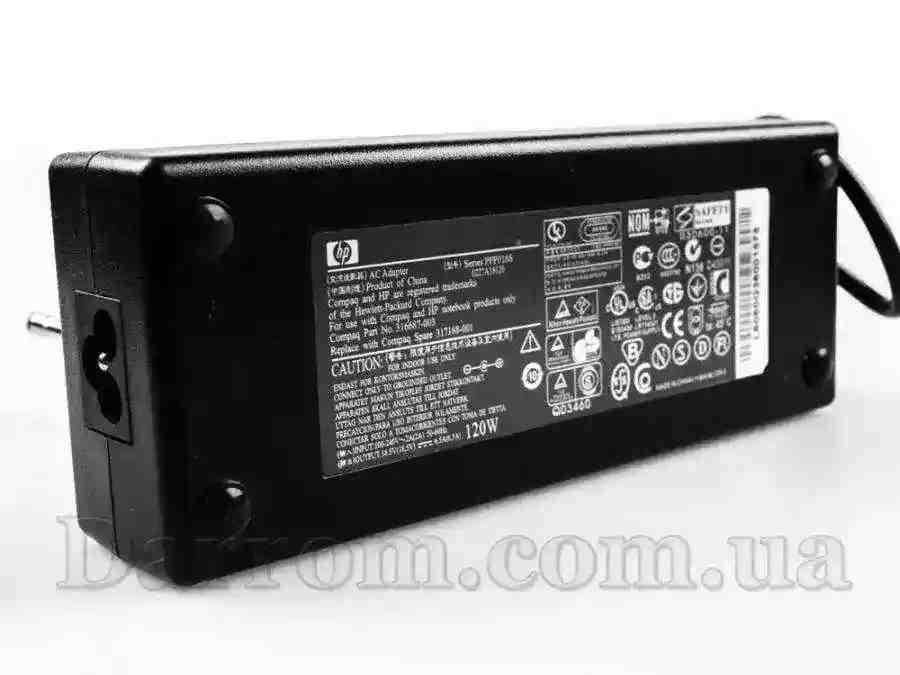 Блок питания для ноутбука HP PPP017H 18.5V 6.5A 120W (5.5*2.5) Копия