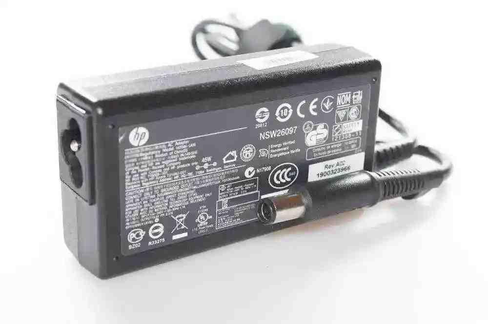 Зарядное устройство для ноутбука HP HSTNN-CA40 19.5V 2.31A 45W (7.4*5.0 с иглой) Оригинал