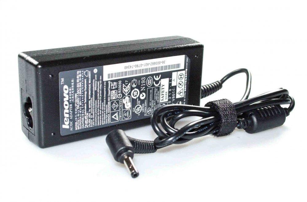 Блок питания IdeaPad 100s Lenovo 45W 2.25A 20V 4.0/1.7 Копия
