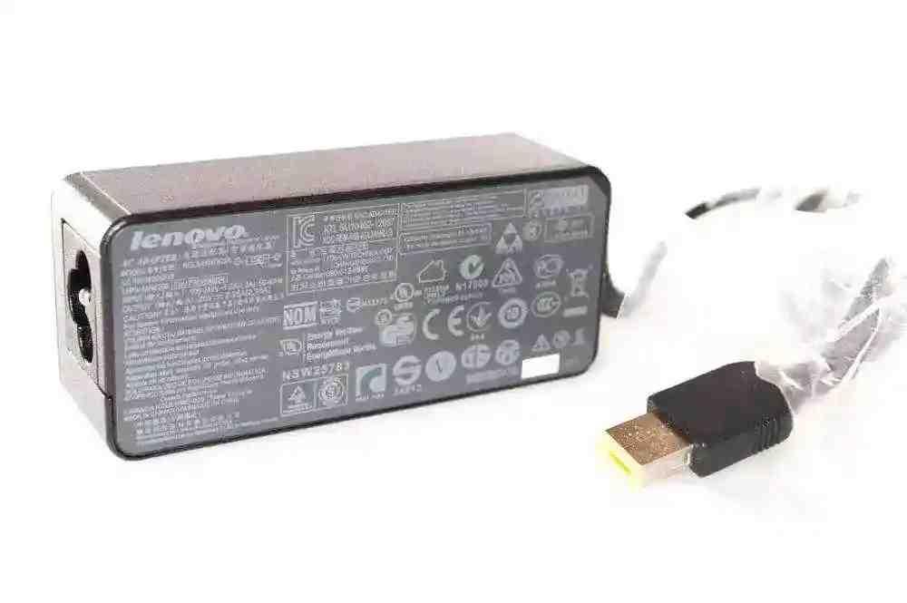 Блок питания Thinkpad T450s Lenovo 45W 2.25A 20V ноутбука Yoga Оригинал