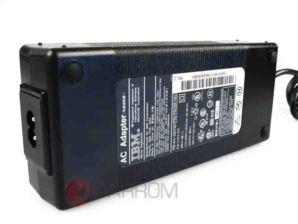 Блок питания для ноутбука IBM ThinkPad G40 16V 7.5A 120W (round 4-pin) Оригинал