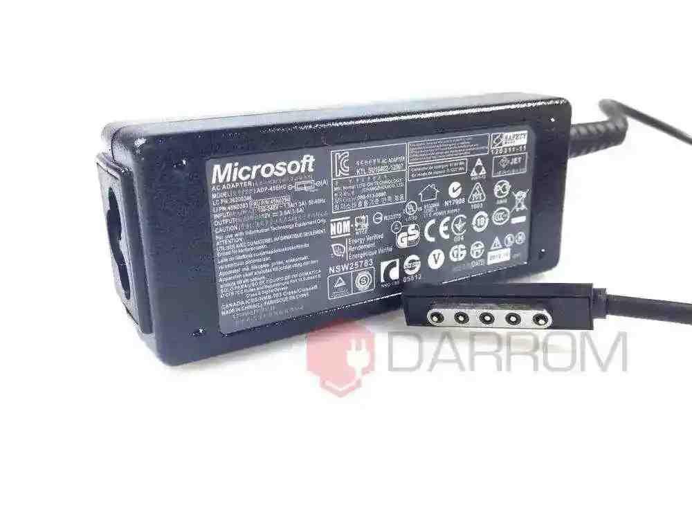 Блок питания для планшета Microsoft Surface Pro RT 12V 3.6A 48W (5 pin) Копия
