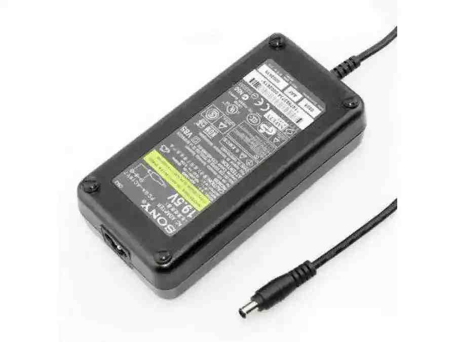 Блок питания для ноутбука Sony Vaio VGP-AC19V16 19.5V 6.2A 120W (6.0*4.4 с иглой) Оригинал