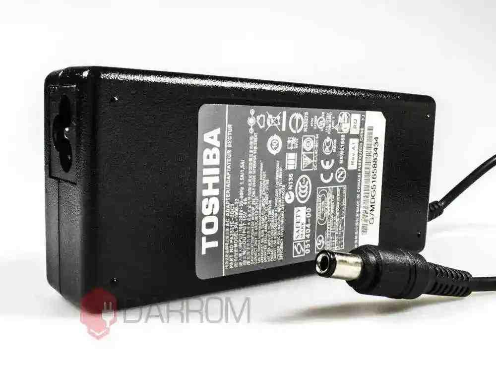 Блок питания для ноутбука Toshiba PA2521E-2AC3 15V 6A 90W (6.3*3.0) Копия