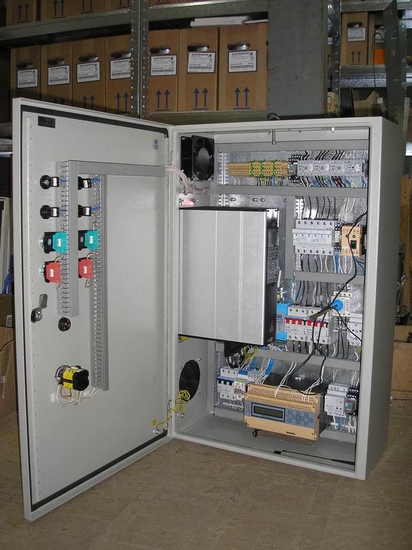 Купити Енергозберігаюча система керування насосною станцією